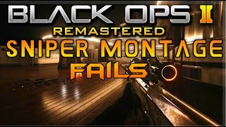 Bo2 Trick Shot Funnies and Fails!