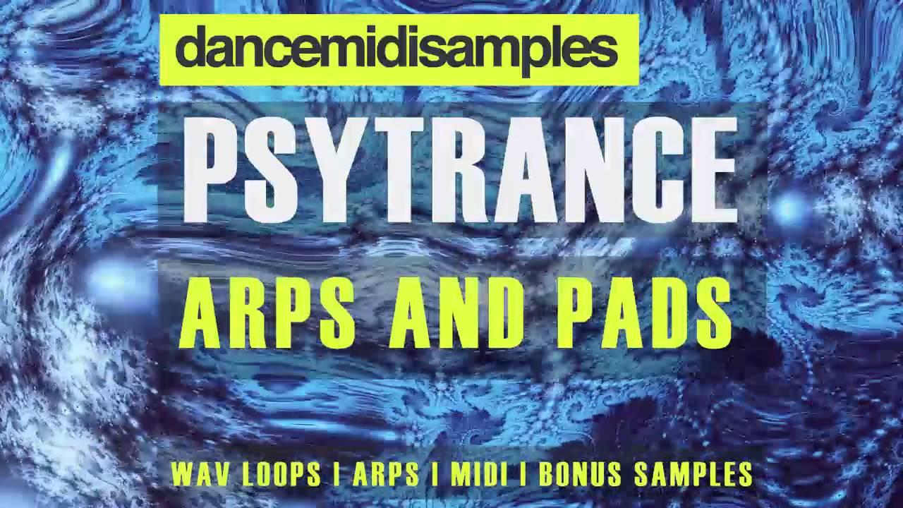 Psytrance Samples   DMS Psytrance Arps and Pads 01