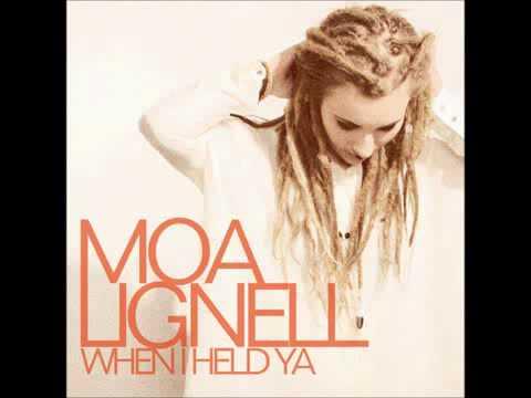Moa Lignell - When I Held Ya (iTunes versionen med munspel)