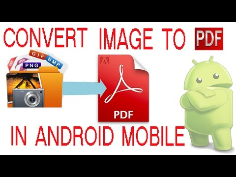 How To Convert Image To PDF | Android Tricks | (JPG To PDF) | [Hindi]