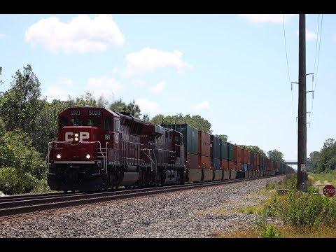 CP SD30-ECO Leads CSX Q166 | Harborcreek, PA