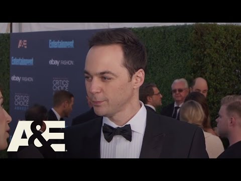 Jim Parsons on the Red Carpet | 22nd Annual Critics