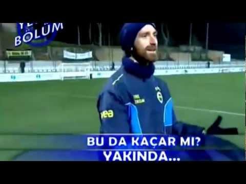 Moussa Sow, Dirk Kuyt ve Raul Meireles Türkçe Konuşuyor