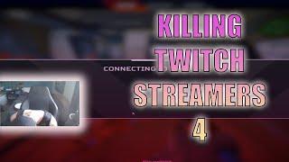 Killing Twitch Streamers #4 in Apex Legends