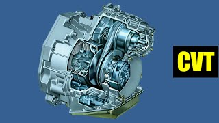 Wie funktioniert ein stufenloses Getriebe (CVT)