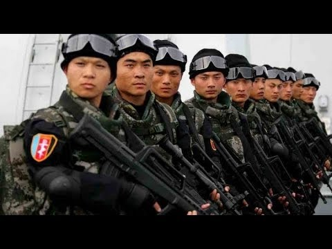 Chinese elite troops head to Syria to combat Chinese Uighur Islamic Fighters December 2017 News