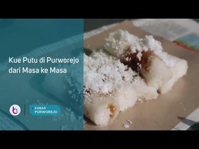 Kue Putu di Purworejo dari Masa ke Masa