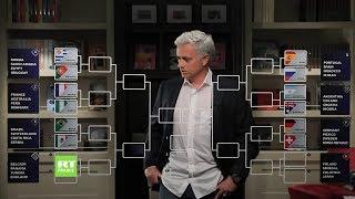 José Mourinho : ses pronostics pour le 1er tour de la CM2018