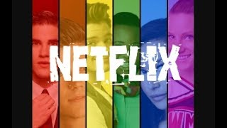 Netflix shows with gay couples 2017