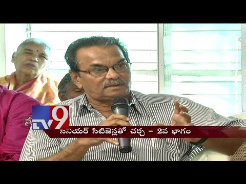 Naveena || Home away from home ||  Old Age Welfare Centre  || Part 2 || TV9