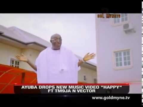 ADEWALE AYUBA DROPS NEW MUSIC VIDEO 'HAPPY PEOPLE' FT TM9JA AND VECTOR