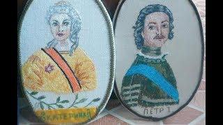 Екатерина II и пришлые немецкие «историки» - создатели всей русской истории