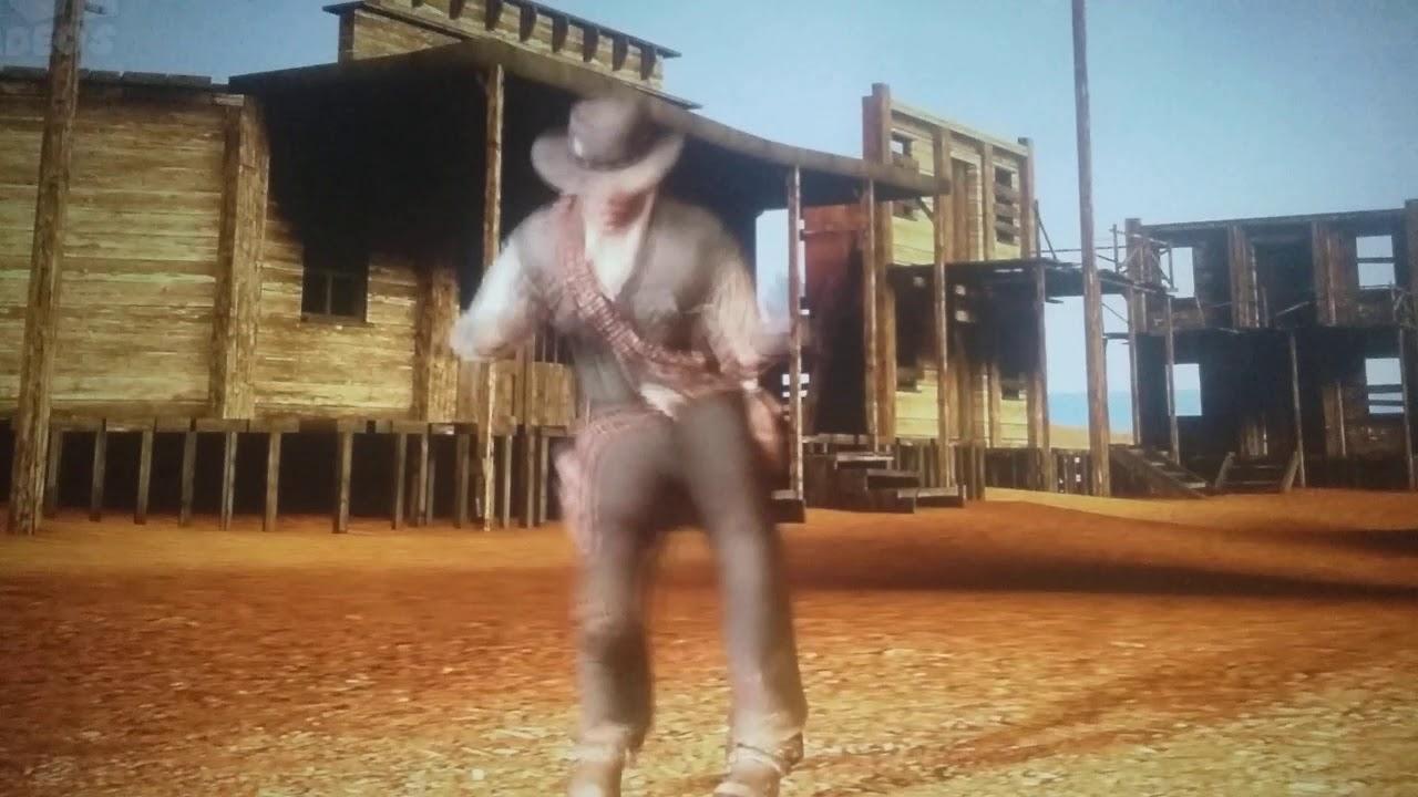 The western dance.