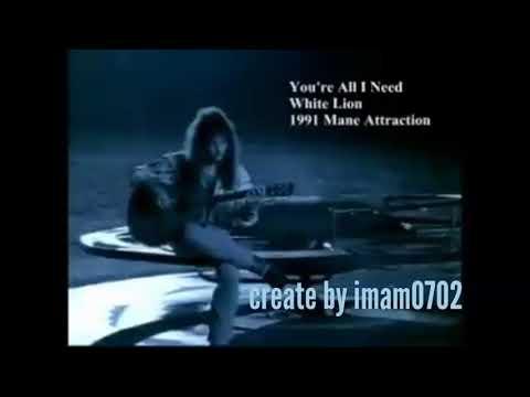 You're All I Need Terjemah Lyrics White Lion Subtitle Musik Hd