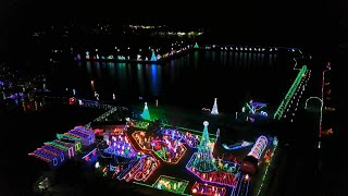 Register Family Wows with 'Lake Linda's Christmas Lights' - The Great Christmas Light Fight