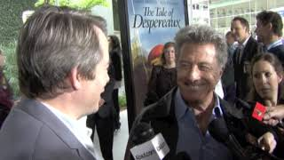 Matthew Broderick and Dustin Hoffman Interview - The Tales of Despereaux