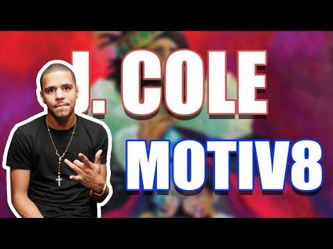 J. Cole - Motiv8 [Lyrics|Dirty]