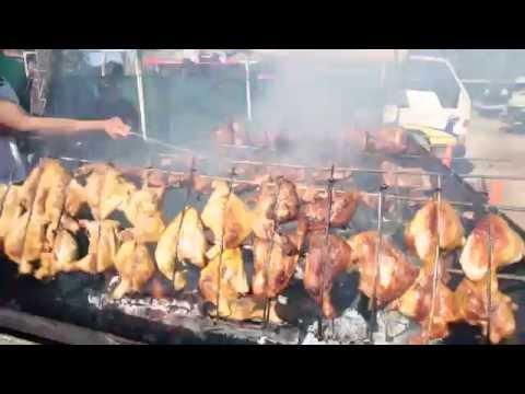 Tongan BBQ in Tongatapu