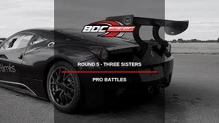 British Drift Championship - Round 5 - 3 Sisters - Pro Battles