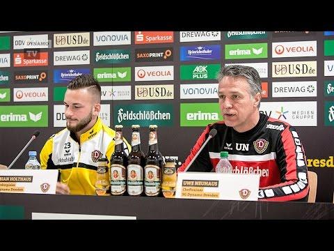 30. Spieltag | VFR - SGD | Pressekonferenz vor dem Spiel