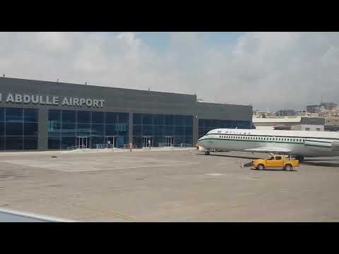 Mogadishu  aden adde international airport, somalia 2019 Mogadishu City of Somalia