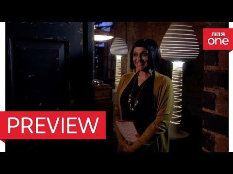 Meera Syal orders a sexy malebot: Walliams & Friend   Episode 4 P
