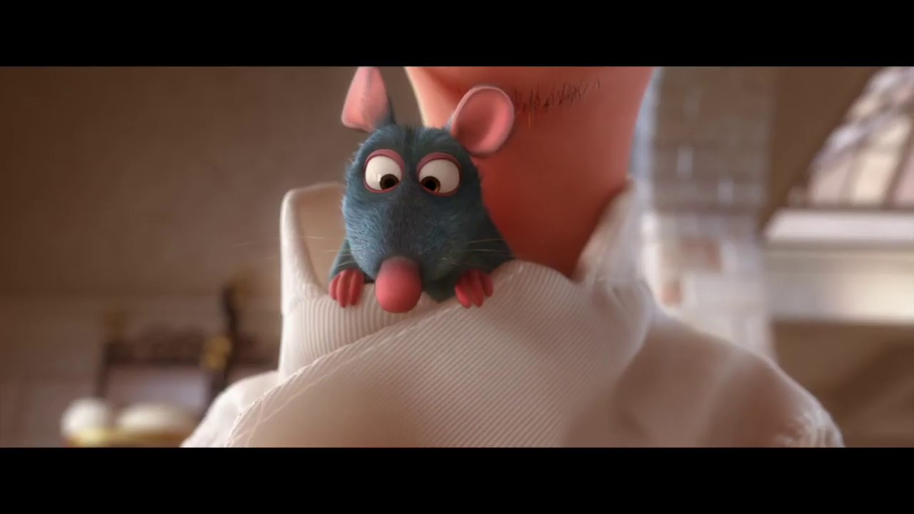 Ratatouille Remy Bites Linguinni Youtube