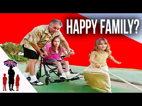 Dad Mends Relationship With Disabled Daughter | Supernanny