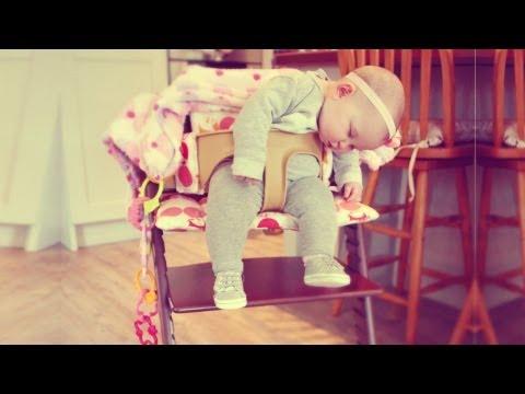 BABY FALLS ASLEEP!