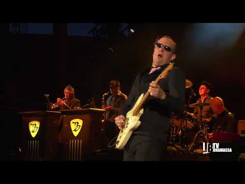 Joe Bonamassa This Train  at Red Rocks 2017