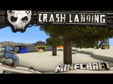 Minecraft Crash Landing 1080p Ep 5: thumbnail