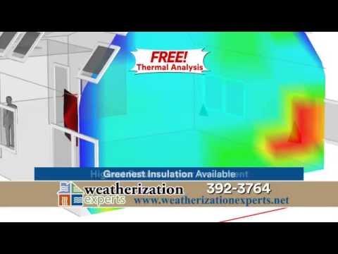 Insulation - Duct Sealing - Weather Sealing