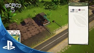 Tropico 5 -- Features Trailer | PS4