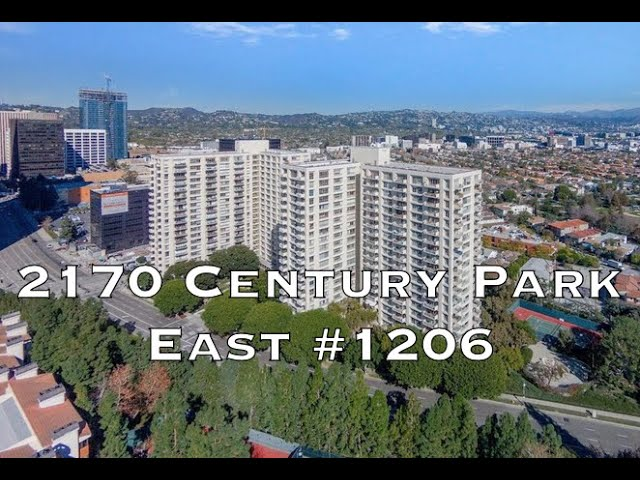 2170 Century Park East #1206, Los Angeles CA 90067