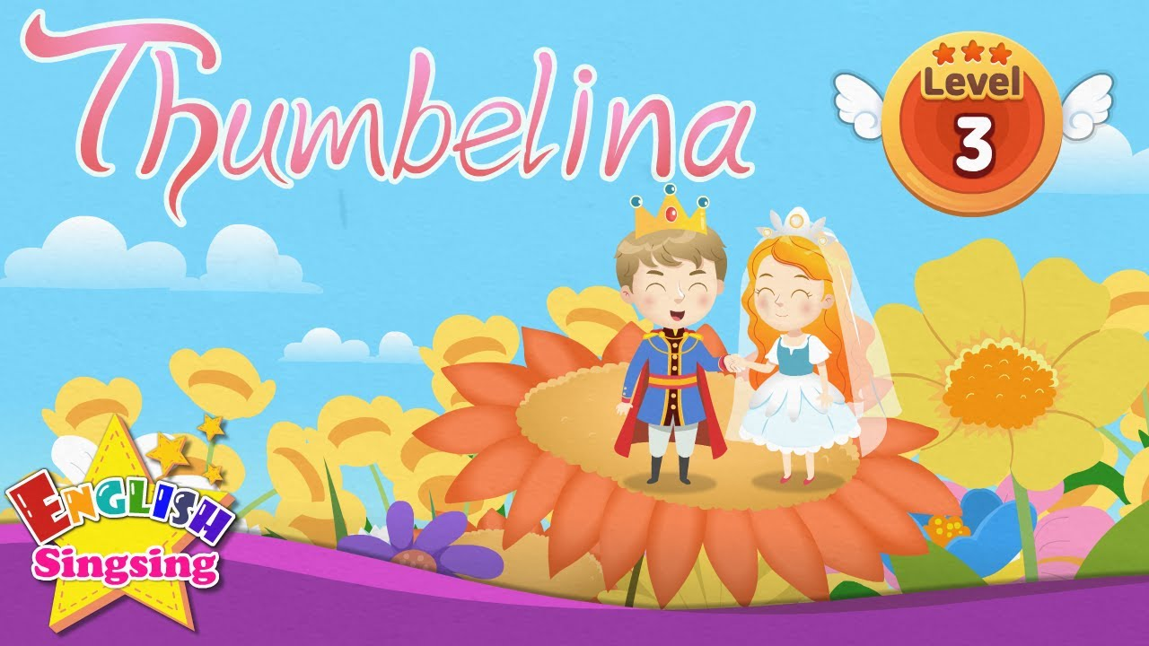 Thumbelina - Fairy tale - English Stories (Reading Books)