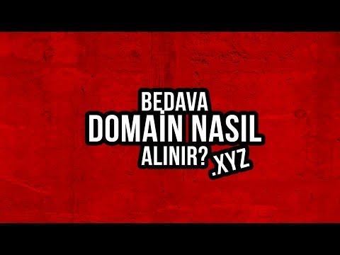 Bedava XYZ Domain Nasıl Alınır?