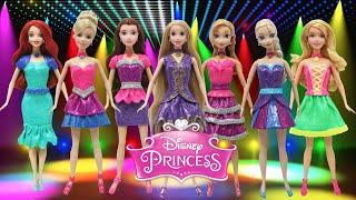 Play Doh Disney Princesses Prom Dresses Inspired Costumes