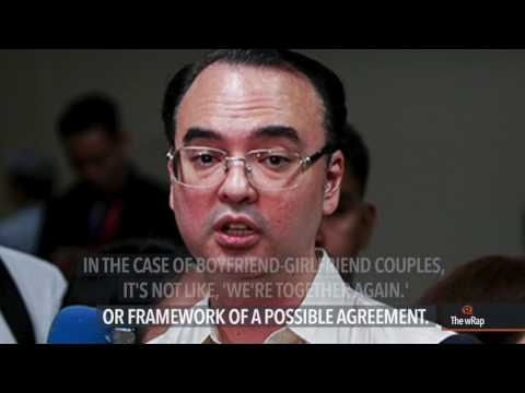 Joint development in disputed sea must follow PH laws – Cayetano