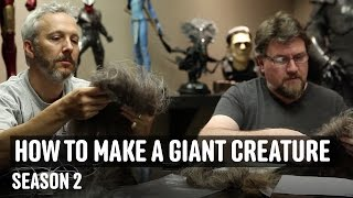 How to Fabricate Alien Fur for a Giant Creature-WIRED