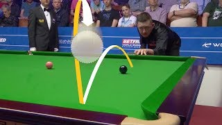 Bad Snooker Shots & Miscues | World Championship 2018
