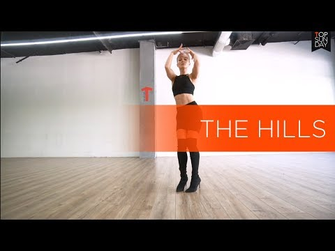 Topsunday. Vol. 11 | The Weeknd — «The Hills» | Heels By Moiseeva Marina