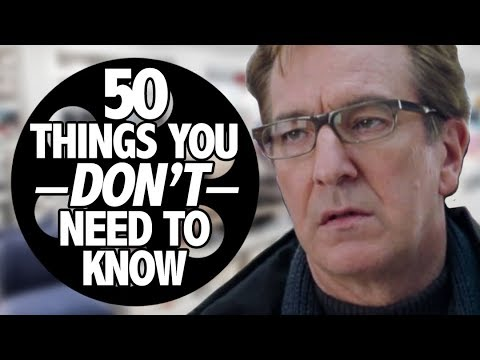 Love Actually: 50 Things You Don't Need to Know