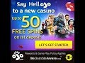 37 - PlayOjo Casino Review - Play Ojo Bonus kicker code
