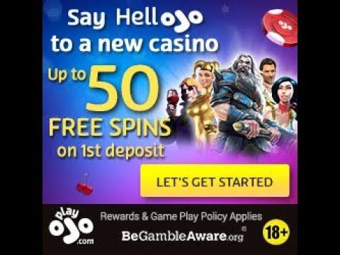 playojo casino bonus codes