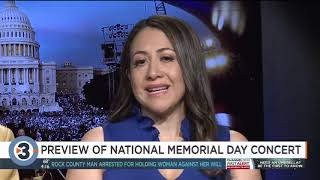 Preview of National Memorial Day Concert