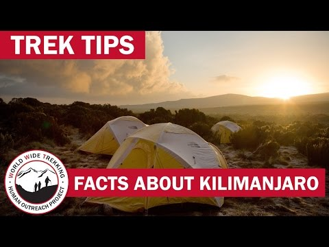 Kilimanjaro Basic Facts | Trek Tips