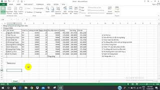 Mốt số thủ thuật trong Microsoft Excel | Top Thủ Thuật