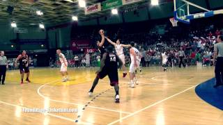 Pro A - Bayer Giants Leverkusen vs Giessen 46ers