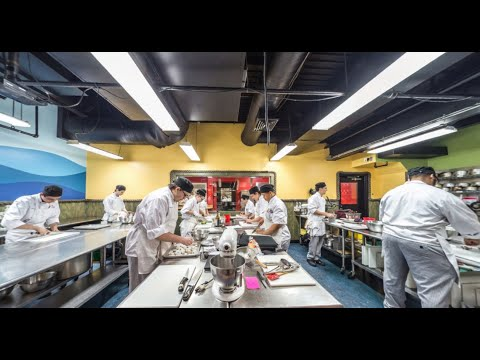 Walnut Hill College Meets The Chef's Table