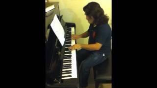 شوخی با پیانو - سامان احتشامی